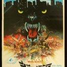 Wild Beasts Thai Movie Poster