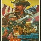 Original BORDERLINE Thai Movie Poster