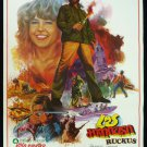 Original RUCKUS Thai Movie Poster