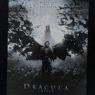 Original Dracular Untold 2014 DS movie poster DS 27x40 in Intl Teaser Luke Evans