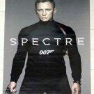 Orig James Bond 007 Specter 2015 5 X 8 feet US Vinyl Movie Banner + 2 Bonus Thai