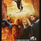 Orig. Fantastic Four Ris of Silver Surfer USA DS Movie Poster 27x40 Intl