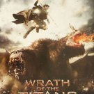 Orig. Wrath of the Titans 2012 USA DS Movie Poster 27x40 Intl Liam Neeson