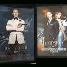 Orig James Bond 007 Specter 2015 DS movie poster DS 27x40 in Intl V 4 + THAI Ver