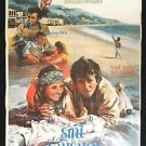 Vintage Griffin and Phoenix 1976 Thai Movie Poster Romantic Comedy No Blu Ray