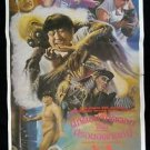 Vintage Hong Kong Movie Thai Poster Encounters of Spooky Kind  Sammo Hung Ghosts
