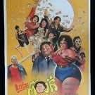 Vintage Hong Kong Movie Thai Poster It a Mad Mad World 1987 Linda Shum