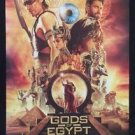 God of Egypt  DS 1 Sheet  Thai Movie Poster 2016