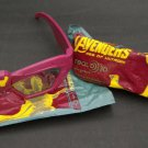 Avenger Age of Ultron 3D Glasses Vision No Civil War Unused Brand New