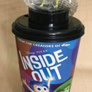 Limited Disney Pixar Inside Out 2015  Figure Topper toy and cup New 44 Oz  Joy