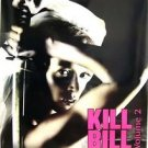 Kill Bill Vol 2 DS movie poster 27x40 The Bride Uma Thurman Quentin Tarantino