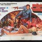 Crisis 1970 Thai Movie Poster No DVD Blu Ray Tony Ferrer Eddie Garcia Action
