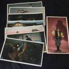 Rare Ninja Akai Kageboshi The Red Shadow 1962 hand colored Movie Still No dvd
