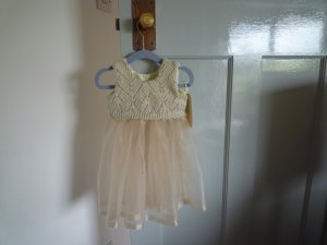 Christening Gown &amp; Bridesmaid Dress