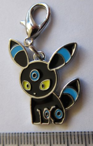 Pokemon: Shiny Umbreon Charm