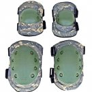 Advanced Elbow and Knee Pads - Digital Camo