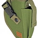 Deluxe Commando Belt Holster Right Hoofed - OD Green