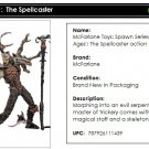 McFarlane Spawn Figure - Spellcaster Dark Ages