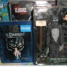 McFarlane Movie Maniacs Donnie Darko Frank the Bunny & DVD / Blu-Ray Gift Set