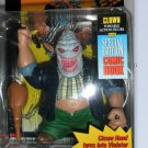 McFarlane Spawn Figure - Clown with Comic Book Special Edition