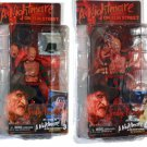 NECA Horror Cult Classics Freddy Krueger 2-Figure Set