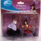 Disney Villains 2-Pack Figures Gift Set