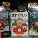 Mezco South Park Series 1 Kenny & Cartman Figures + South Park DVD Season