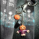 Nightmare Before Christmas Lanyard & Keychain Set 1