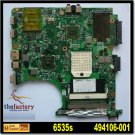 For HP motherboard 494106-001 6535s 6735s AMD DDR2 for HP laptop motherboard laptop mainboard