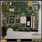 For HP motherboard 571187-001 DV6 DV6-2000 DV6z-2000 AMD DDR2 for HP laptop motherboard