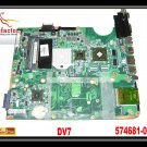 For HP motherboard 574681-001 DV7 AMD DDR2 for HP laptop motherboard 574681-001 laptop motherboard