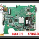 For HP motherboard 577067-001 CQ60 CQ61 CQ70 CQ71 AMD DDR2 for HP laptop motherboard mainboard