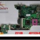 original 481539-001, 2210B,Intel 965GM integrated ,Intel processor motherboard for HP