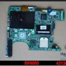 For HP motherboard 431364-001 V6000 DV6000 motherboard AMD GM integrated DDR2 laptop mainboard