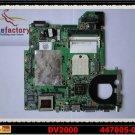 For HP motherboard 447805-001 431843-001 DV2000 DV3000 V2000 V3000 motherboard integrated