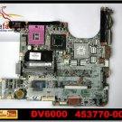 For HP motherboard 453770-001 DV6000 V6000 motherboard intel GM integrated DDR2 laptop mainboard