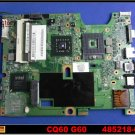For HP motherboard 485218-001 G50 CQ50 CQ60 CQ70 motherboard intel GM45 integrated DDR2