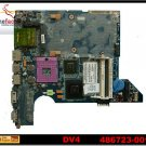 For HP motherboard 486723-001 DV4 JAL50 LA-4102P motherboard intel PM45 integrated DDR2 mainboard
