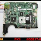 For HP motherboard 600817-001 DV6 hm55 laptop motherboard intel DDR3 mainboard Non-integrated