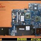 For HP laptop motherboard 417136-001 DV8000 DV8200 DV8300 motherboard intel 945PM DDR2