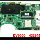For HP laptop motherboard 432945-001 For HP Pavilion DV9000 V9500 motherboard AMD DDR2