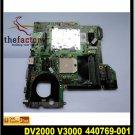 For HP laptop motherboard 440769-001 For HP Pavilion V3000 V2000 DV2000 DV3000 motherboard AMD DDR2