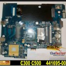 For HP laptop motherboard 441695-001 For HP C300 C500 G5000 motherboard intel 945GM DDR2 integrated