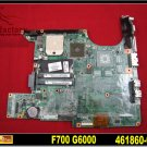 For HP/Compag Presario laptop motherboard 461860-001 F700 G6000 motherboard DDR2 AMD integrated