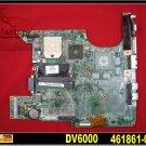 For HP/Compag Presario laptop motherboard 461861-001 F700 G6000 motherboard DDR2 AMD integrated