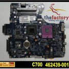 For HP laptop motherboard 462439-001 C700 motherboard DDR2 intel 965 integrated laptop mainboard