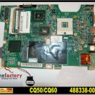 For HP motherboard 488338-001 CQ50 CQ60 CQ70 G50 G60 G70 motherboard DDR2 intel PM45 Non-integrated