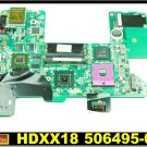 For HP/Compag motherboard 506495-001 HDX18 motherboard DDR2 intel PM57 Non-integrated mainboard