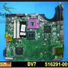 For HP Pavilion motherboard 516291-001 DV7 motherboard DDR2 intel GM integrated laptop mainboard