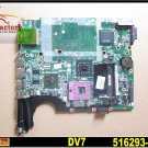 For HP Pavilion motherboard 516293-001 DV7 motherboard DDR2 intel PM45 For HP laptop mainboard